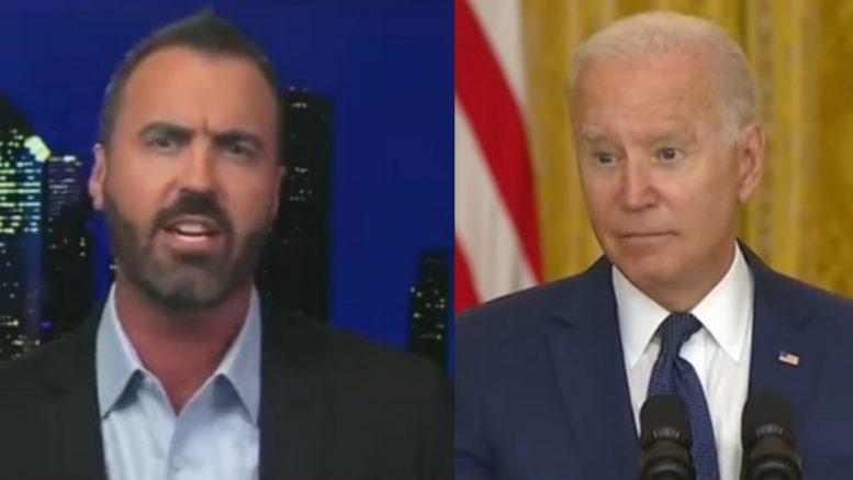 Jesse Kelly, Biden