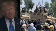 Trump, Taliban