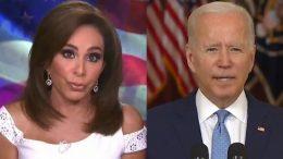 Jeanine, Biden
