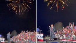 Trump, Georgia Rally