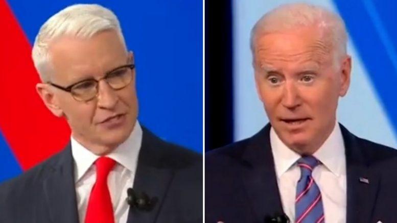 Cooper, Biden